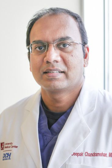 Deepak Chandramohan, MD